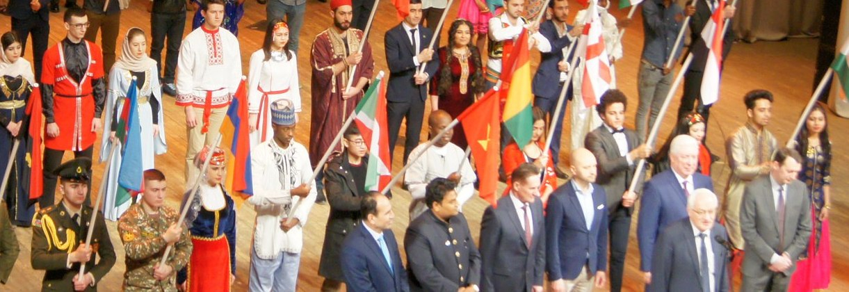 Dialogue of Cultures attracts participants from 47 countries